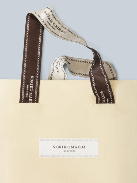 Noriko Maeda shopping bag